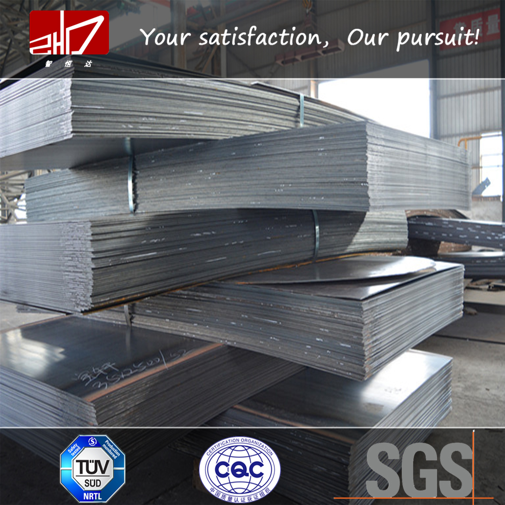 Wholesale hot rolled Iron core steel plate with stock