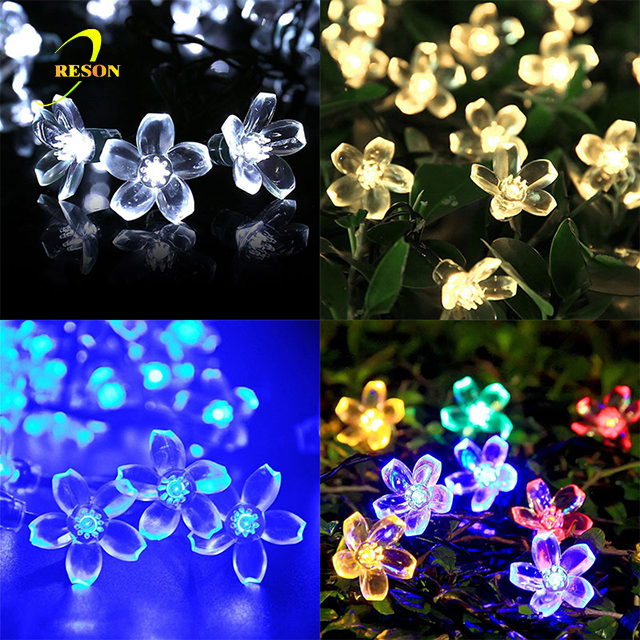 X-mas decorative led lighted cherry tree light