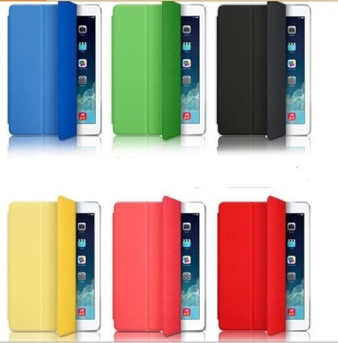 Ultra Slim PU Leather Smart Case Cover Wake/Sleep for Apple iPad mini 1 2 3