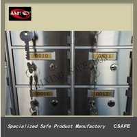 Stainless Steel Bank Safe Box