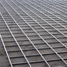 Top quality 1x1 2x2 4x4 6x6 heavy gauge galvanized welded wire mesh panel (Q - 015)