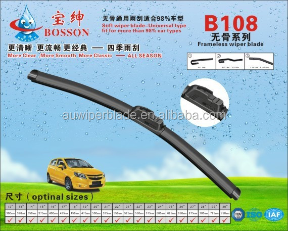 car accessories double windshield wiper blade from yada