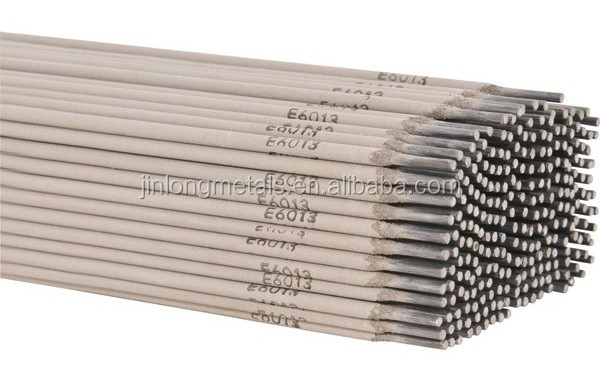 Direct factory supply aws e6013 2.5mm 3.15mm mild steel welding rod prices