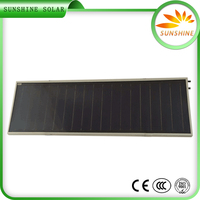 FLat Plate Solar Collector Home Solar Systems Pressure Heat Pipe Solar Collectors