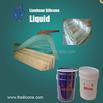 liquid silicon molds RTV-2 for decoration,stone veneer molds, Reconstituted Stone