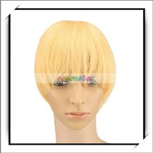Wholesale Fashion High Quality Clip In Bang Fringe Human Hair Extension Products-16003194