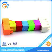 Factory Supplier Puzzle Eraser for School