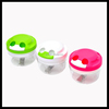 Factory price wholesale 2015 Kitchen accessory hand pulling vegetable chopper