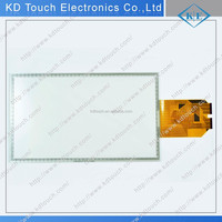 Customized 90 DEG TFT ITO Capacitive Touch screen panel