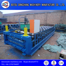 Botou double layer roll forming machines and equipment for metal building