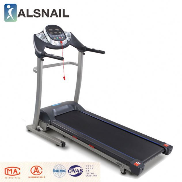 Alisnail 1868 folding walking home use life fitness electric treadmill motorized treadmill for horses