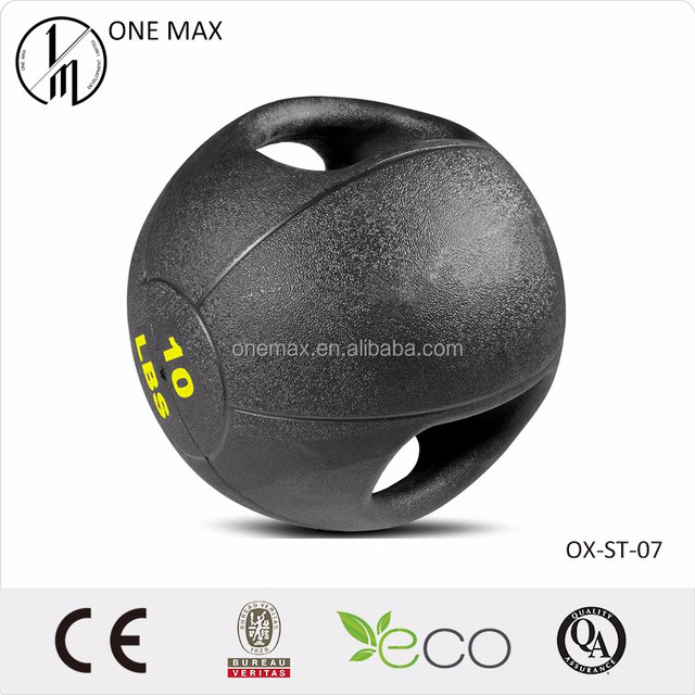 Home Gym Equipment Good Quality Bouncing Medicine Ball for Body Fitness