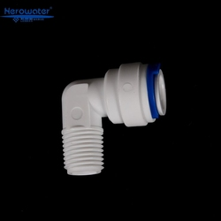 Quick fitting, Ro water system parts.plastic water fitting.Plastic quick connect fittings