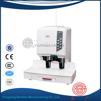 YG-830-50 Nylon tube binding machine