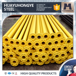 Wire and cable buried pipe steel plastic composite pipe