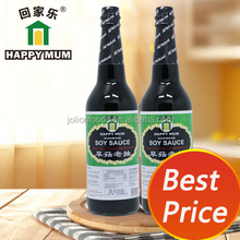 Chinese Non-Gmo Mushroom Dark Soy Sauce 625ml Brands