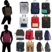 Backpack Fashion Designer 7GS Manufacturer Hotsale 2017 Canvas Vintage Backpack without Zipper Casual Backpack
