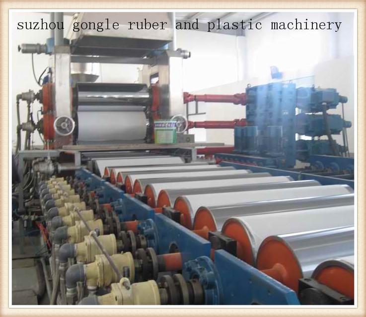 Stone paper extruder and production line professional manufacturer