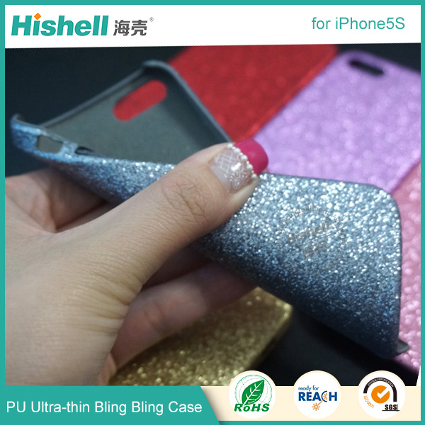 2017 Bling Shining Bumper Diamond Phone Case Accessories Covers for iphone5
