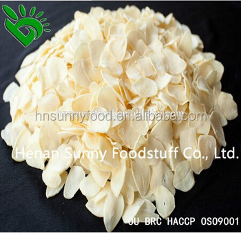 Factory Supply 2018 New Crop Dehydrated Garlic