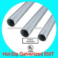 galvanized steel tube pipe manufacturer