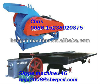 copper cable wire chopping and separating/copper wire crusher and separator/copper wire shredder and separator 0086 15238020875