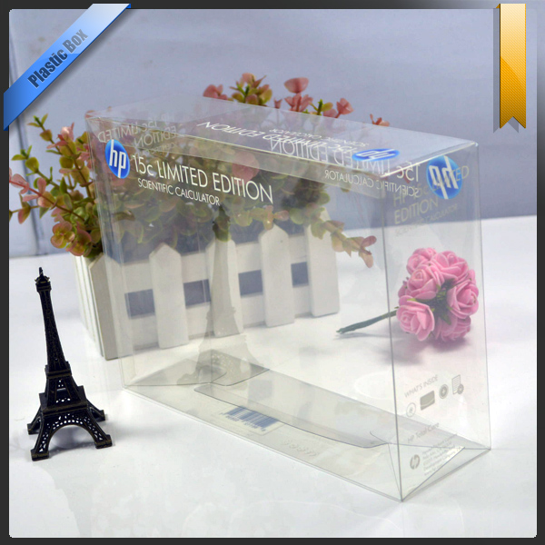 eco-friendly custom vented clear plastic boxes