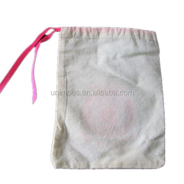 carrier bag foldable cotton printed bag