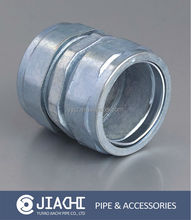 "3/4"" zinc alloy EMT pipe fittings for joint pipe conduit coupling"