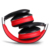 New stereo wireless headset sport bluetooth V4.0 over ear headphones with microphone