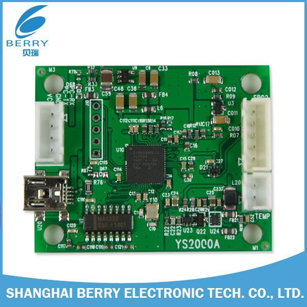YS2000-1SpO2 Board OEM for Pulse Oximeter System from China