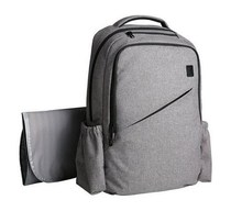 Fashionable Grey Snow Fabric Diaper Bags for Men