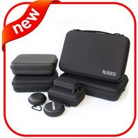 plastic storage case with handle