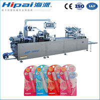 Improved Blister packing Machine for lipstick/cosmetics