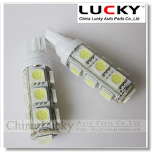 Best price T10 auto lamp bulb 12V smd 5050 W5W led