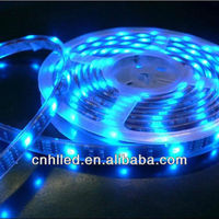 SMD rgb flexible battery powered led strip light