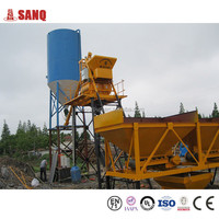 Small Cement Machine For Plant Cement Concrete Batching Plant