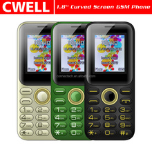 1.8 Inch TFT Screen Big Battery Dual SIM Low Price China Mobile Phone