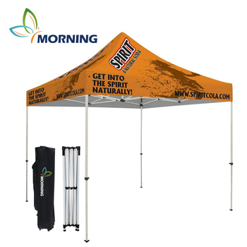 Cheap outdoor small aluminum frame tents 3x3m with high quality/low cost