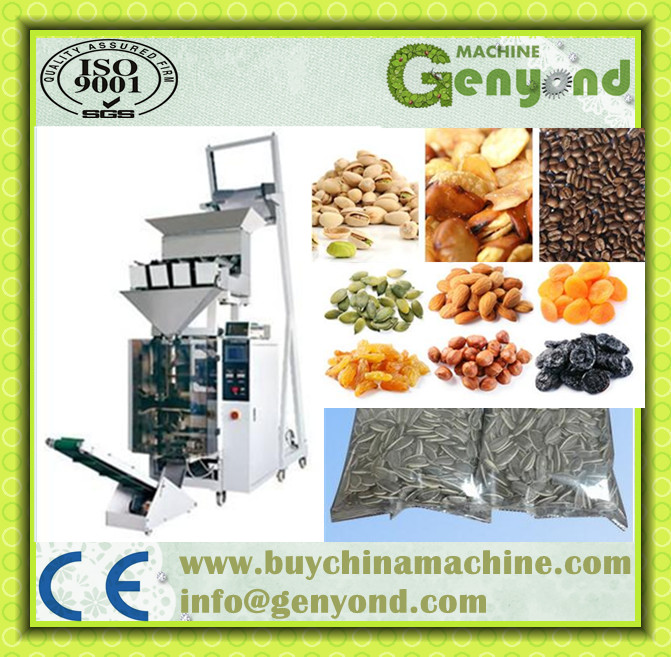 AUTOMATIC GRANULE PACKAGING MACHINE/suger packing/Vertical Rice, Nuts, Beans Packing Machine