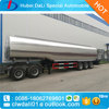 45000L Bitumen Asphalt transport tank trailers with pump