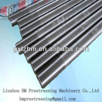 special for construction/building/suspension bridge steel tie rod/steel bar