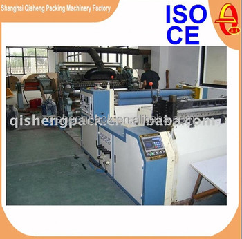Corrugated cardboard Single Facer machine