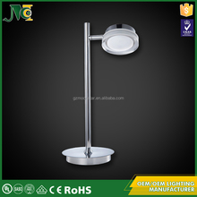 2016 Hot sale hotel metal table lamp 5w acrylic led table light