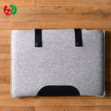 Factor directl sale rush delivery portable travel felt laptop sleeve for man