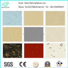 Newest style selection man made quartz stone plate/ artificial stone/decorative stone for walls decor