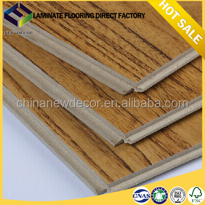 golden select teak woo laminated wood flooring panels with good price