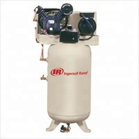 Ingersoll Rand 2340L3/12 2545N7/12 2545N10/12 two Stage Electrical Reciprocating piston Air Compressor T30 12barg Vertical tank