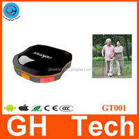 GH gps tracking device for old people G-T001 personal gps tracker