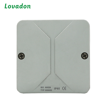 IP65 Electric Waterproof Connection Enclosure electric box Mini Junction Box
